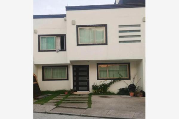 Foto de casa en venta en casa en venta en calputitlán toluca 1, capultitlán centro, toluca, méxico, 18039504 No. 01