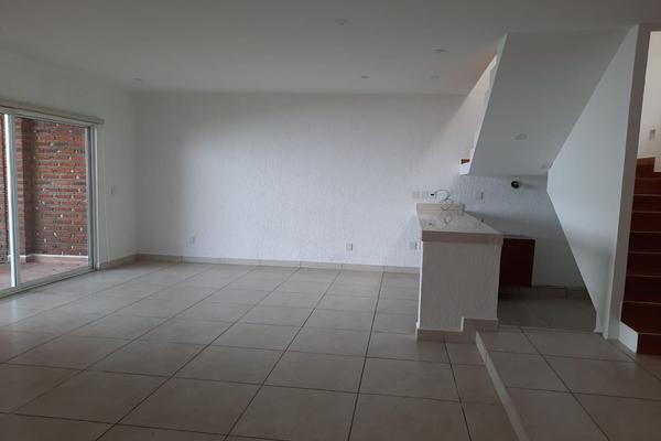 Foto de casa en renta en casa en venta en metepec edo. de méx. a unos pasos de avenida lerma- sor juana con acceso rapido a l , valle del cristal, metepec, méxico, 21045547 No. 12