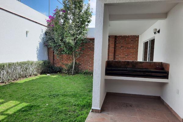 Foto de casa en renta en casa en venta en metepec edo. de méx. a unos pasos de avenida lerma- sor juana con acceso rapido a l , valle del cristal, metepec, méxico, 21045547 No. 25