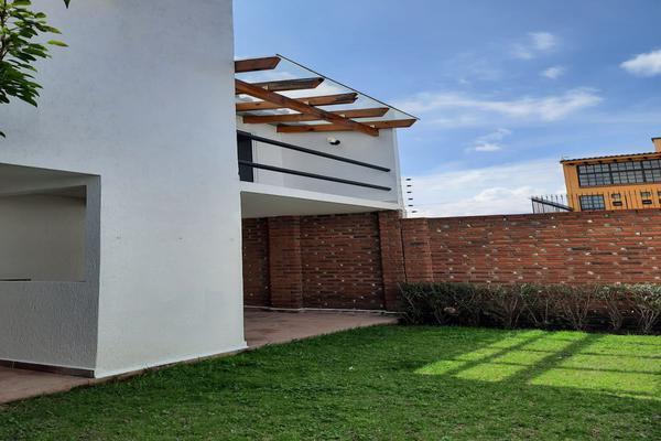 Foto de casa en renta en casa en venta en metepec edo. de méx. a unos pasos de avenida lerma- sor juana con acceso rapido a l , valle del cristal, metepec, méxico, 21045547 No. 27