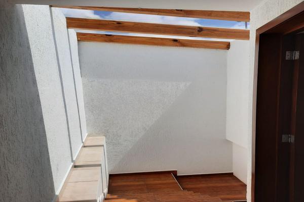 Foto de casa en renta en casa en venta en metepec edo. de méx. a unos pasos de avenida lerma- sor juana con acceso rapido a l , valle del cristal, metepec, méxico, 21045547 No. 49