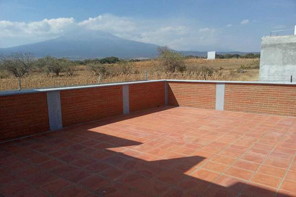 Foto de casa en venta en casa en venta - metepec, atlixco ideal para casa de descanso , metepec, atlixco, puebla, 19352577 No. 29