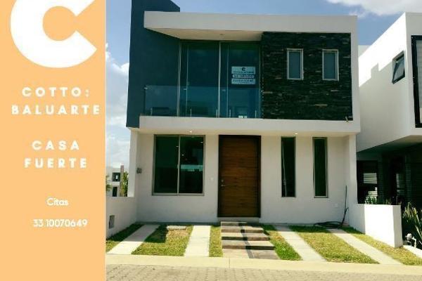 Foto de casa en venta en casa fuerte , san josé residencial, tlajomulco de zúñiga, jalisco, 0 No. 01