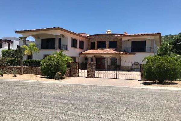 Foto de casa en venta en casa milagro 4 siete leguas , el tezal, los cabos, baja california sur, 5665728 No. 01