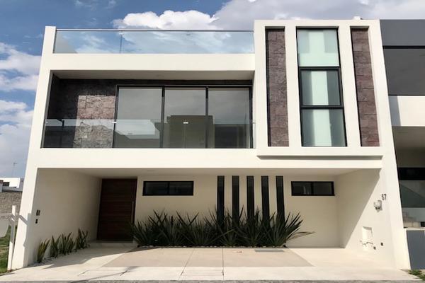 Foto de casa en venta en casa nueva en venta dentro de fraccionamiento cholula - cuautlancingo . , san diego los sauces, cuautlancingo, puebla, 21440934 No. 01