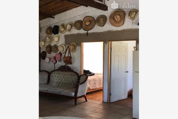 Foto de rancho en venta en casablanca 100, residencial casa blanca, durango, durango, 17111986 No. 02