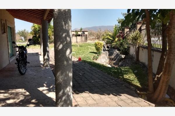 Foto de local en venta en carretera federal jojutla-zacatepec kilometro 12.5 , santa rosa 30 centro, tlaltizapán de zapata, morelos, 6189598 No. 01