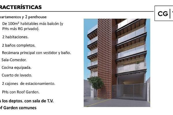 Foto de departamento en venta en casas grandes , narvarte poniente, benito juárez, df / cdmx, 5637475 No. 02