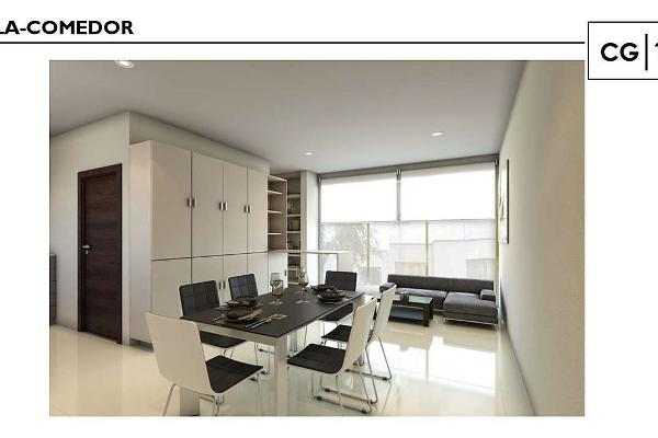 Foto de departamento en venta en casas grandes , narvarte poniente, benito juárez, df / cdmx, 5637475 No. 04