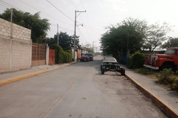 Foto de terreno habitacional en venta en  , casasano, cuautla, morelos, 7195572 No. 04