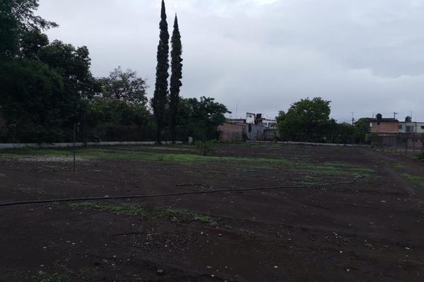 Foto de terreno habitacional en venta en  , casasano, cuautla, morelos, 8046847 No. 01