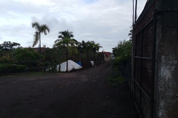 Foto de terreno habitacional en venta en  , casasano, cuautla, morelos, 8046847 No. 07