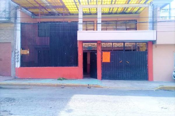 Foto de casa en venta en cascabel 165 , aurora primera sección (benito juárez), nezahualcóyotl, méxico, 5446048 No. 01