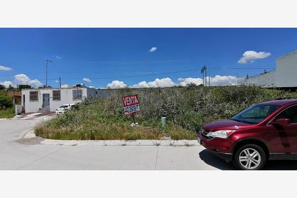 Foto de terreno habitacional en venta en cascada agua azul 100, real de juriquilla, querétaro, querétaro, 8842954 No. 01