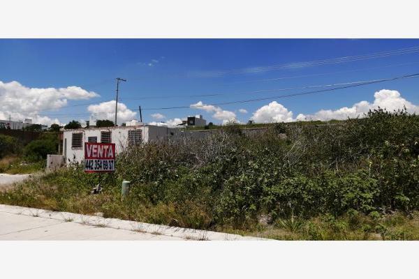 Foto de terreno habitacional en venta en cascada agua azul 100, real de juriquilla, querétaro, querétaro, 8842954 No. 03