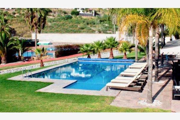 Foto de terreno habitacional en venta en cascada de agua azul 51, juriquilla, querétaro, querétaro, 6142821 No. 01