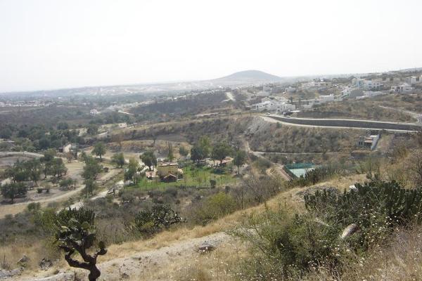 Foto de terreno habitacional en venta en cascada de agua azul 51, juriquilla, querétaro, querétaro, 6142821 No. 05