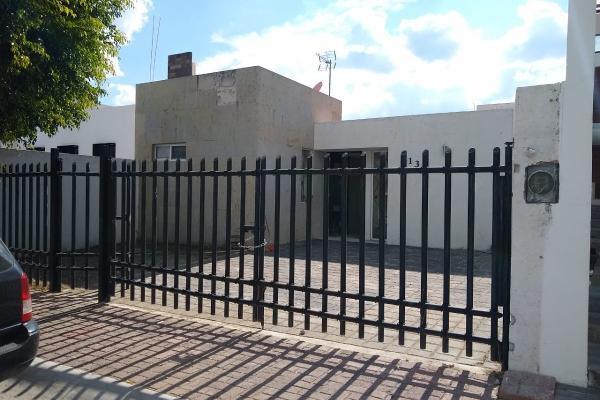 Foto de casa en venta en cascada de agua azul , real de juriquilla, querétaro, querétaro, 8856175 No. 01
