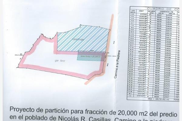 Foto de terreno habitacional en venta en . ., nicolás r casillas, tlajomulco de zúñiga, jalisco, 2655928 No. 07