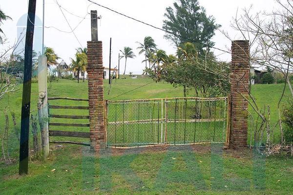 Foto de terreno habitacional en venta en  , casitas, tecolutla, veracruz de ignacio de la llave, 7148795 No. 03