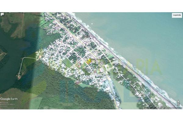 Foto de terreno habitacional en venta en  , casitas, tecolutla, veracruz de ignacio de la llave, 7231785 No. 12