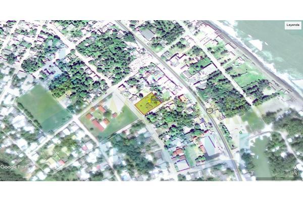 Foto de terreno habitacional en venta en  , casitas, tecolutla, veracruz de ignacio de la llave, 7231785 No. 13