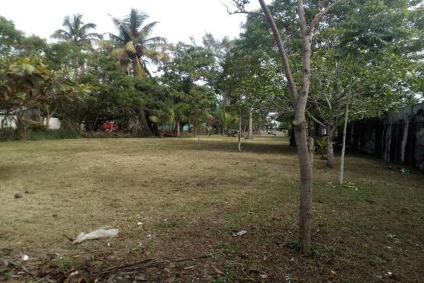 Foto de terreno habitacional en venta en  , casitas, tecolutla, veracruz de ignacio de la llave, 9121293 No. 03