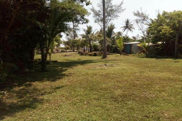 Foto de terreno habitacional en venta en  , casitas, tecolutla, veracruz de ignacio de la llave, 9121293 No. 05