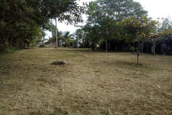 Foto de terreno habitacional en venta en  , casitas, tecolutla, veracruz de ignacio de la llave, 9121293 No. 07