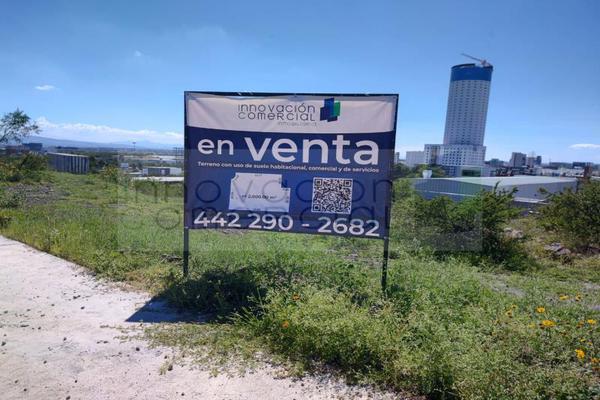 Foto de terreno comercial en venta en castaños 0, juriquilla, querétaro, querétaro, 5721592 No. 01
