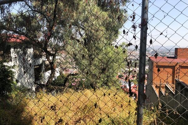 Foto de terreno habitacional en venta en castaños , cumbres de san mateo, naucalpan de juárez, méxico, 18607266 No. 04
