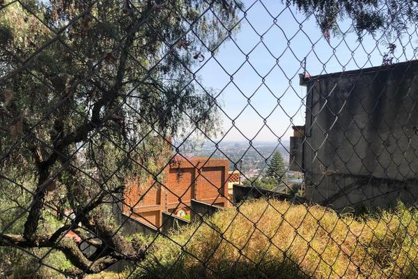 Foto de terreno habitacional en venta en castaños , cumbres de san mateo, naucalpan de juárez, méxico, 18607266 No. 06