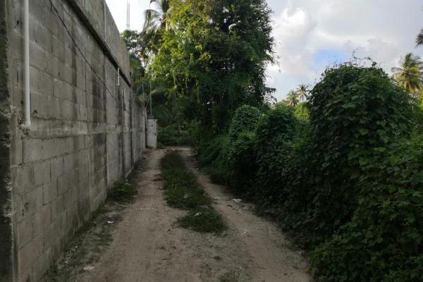 Foto de terreno industrial en venta en castelli 10, villas diamante i, acapulco de juárez, guerrero, 12055722 No. 02