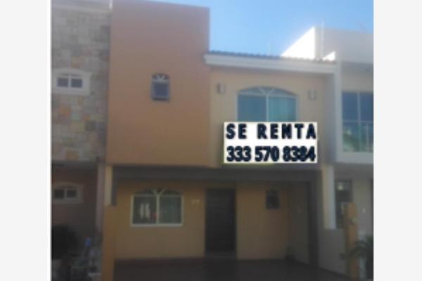 Foto de casa en venta en castilla la mancha 2222, real de valdepeñas, zapopan, jalisco, 0 No. 01
