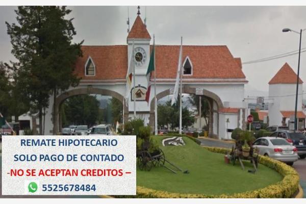 Foto de casa en venta en castillo de dublin 15, condado de sayavedra, atizapán de zaragoza, méxico, 6188075 No. 01