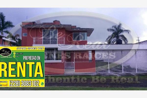 Foto de casa en renta en caturra 1, la mata, coatepec, veracruz de ignacio de la llave, 4651288 No. 01