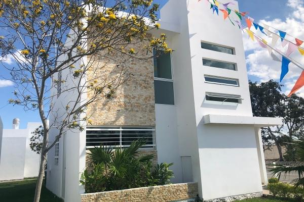 Foto de casa en venta en  , caucel, mérida, yucatán, 14027754 No. 01