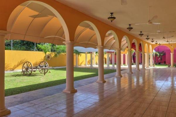 Foto de rancho en venta en  , caucel, mérida, yucatán, 0 No. 06