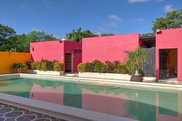 Foto de rancho en venta en  , caucel, mérida, yucatán, 0 No. 09