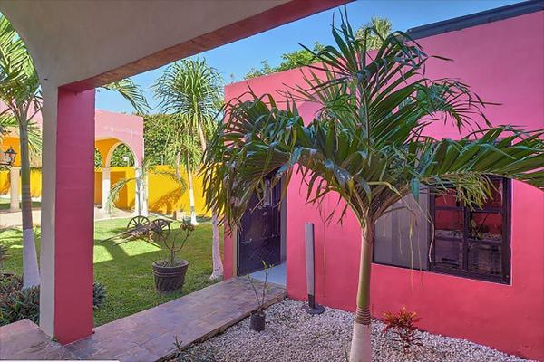 Foto de rancho en venta en  , caucel, mérida, yucatán, 0 No. 12