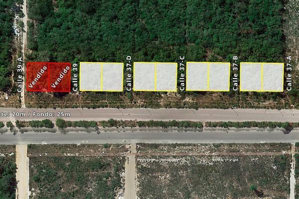 Foto de terreno comercial en venta en  , caucel, mérida, yucatán, 5948440 No. 01