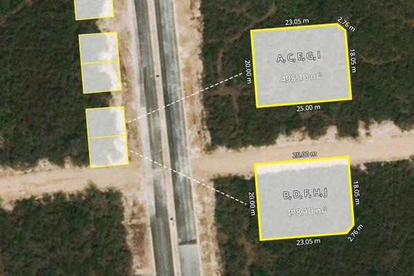 Foto de terreno comercial en venta en  , caucel, mérida, yucatán, 5948440 No. 03