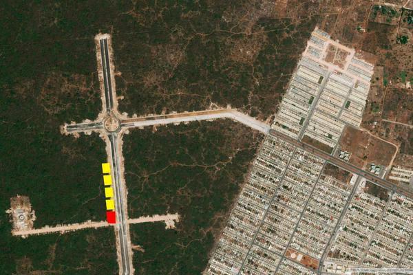 Foto de terreno comercial en venta en  , caucel, mérida, yucatán, 5948440 No. 04