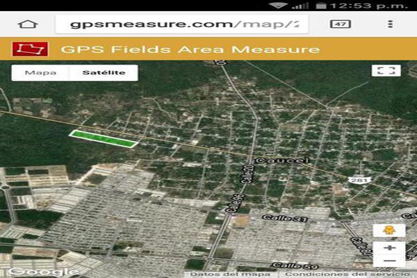 Foto de terreno habitacional en venta en  , caucel, mérida, yucatán, 7860102 No. 03