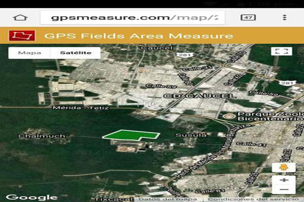 Foto de terreno habitacional en venta en  , caucel, mérida, yucatán, 7860407 No. 03