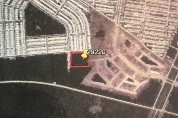 Foto de terreno habitacional en venta en  , caucel, mérida, yucatán, 7860701 No. 02