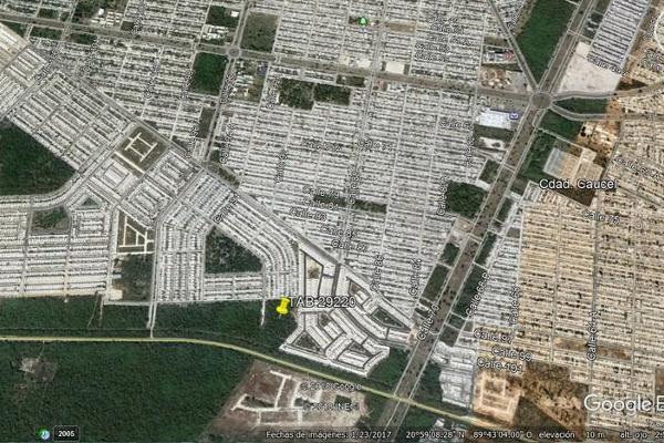 Foto de terreno habitacional en venta en  , caucel, mérida, yucatán, 7860701 No. 03