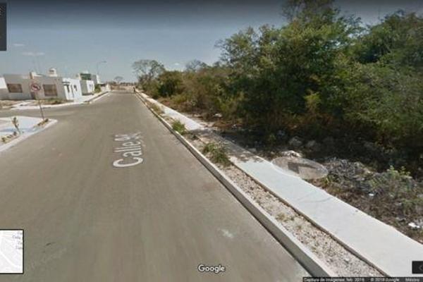 Foto de terreno habitacional en venta en  , caucel, mérida, yucatán, 7860701 No. 04