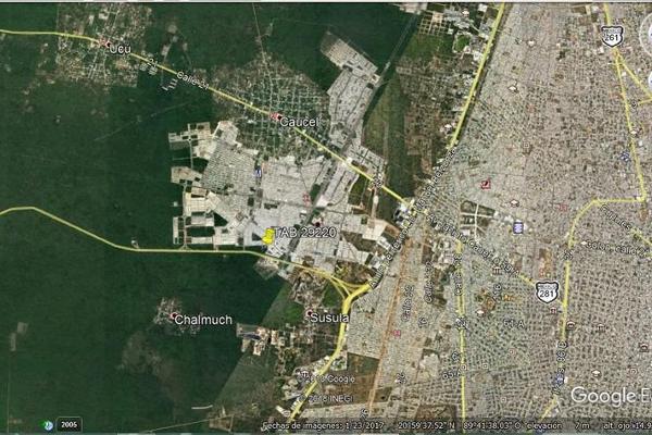 Foto de terreno habitacional en venta en  , caucel, mérida, yucatán, 7860701 No. 05