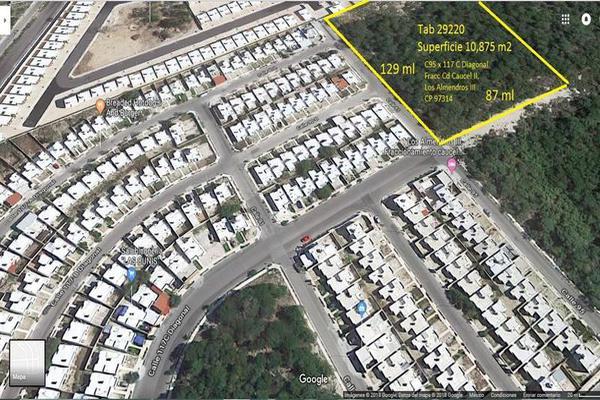 Foto de terreno habitacional en venta en  , caucel, mérida, yucatán, 7860701 No. 07